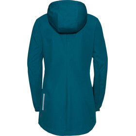 VAUDE Cyclist Softshell Jacket Women dragonfly